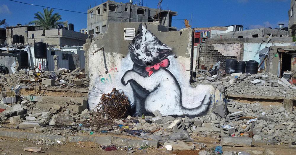 Источник фото: Banksy