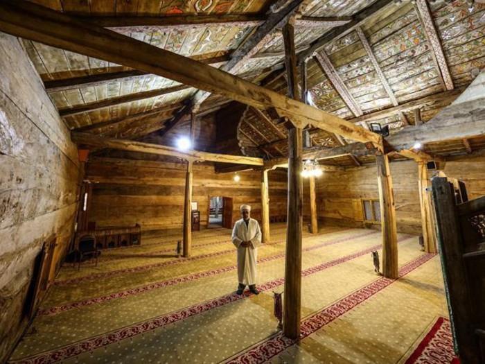 Имам мечети Гёджели в Самсуне / Источник фото: Ajans Haber
