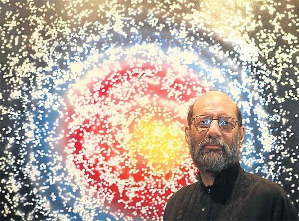 Современный пакистанский художник Джимми Инджинир / Parsi Khabar