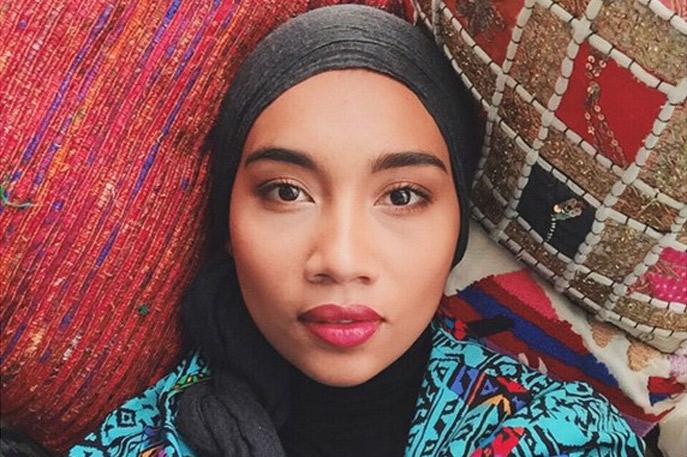 Малайзийская певица Yuna / Источник фото: ELLE Malaysia