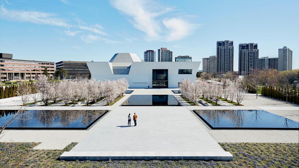Музей Ага Хана В Торонто / Источник фото: harpersbazaararabia.com