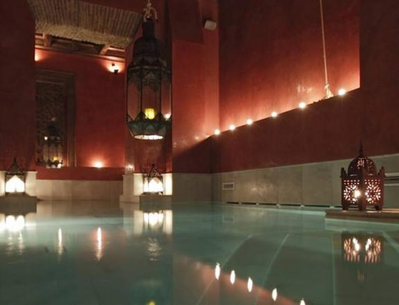 Aire de Sevilla. Источник: Aire Ancient Baths Facebook page