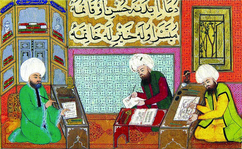 Инша – искусство составления официальных писем   Исламосфера