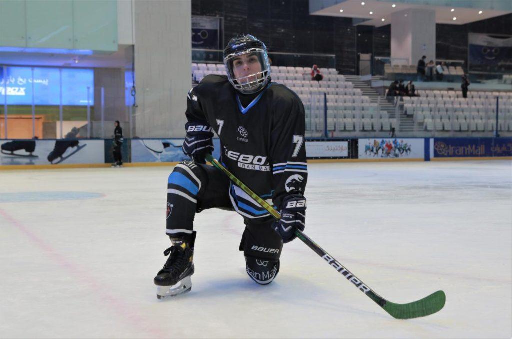 Шайба мечты: иранские хоккеистки мечтают оставить след в этом виде спорта